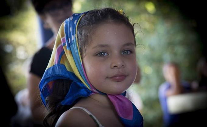 Recuerda Díaz-Canel nacimiento de hija de Héroe de Cuba (+fotos)