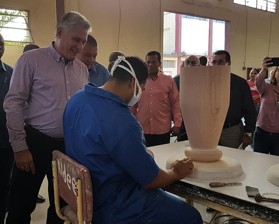 Díaz-Canel: que los análisis del Plan 2020 sean rigurosos, detallados y sistemáticos (+ fotos)