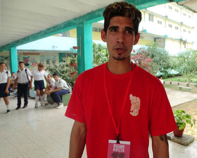 Un educador al Congreso de la Juventud