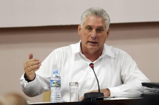 Presidente de Cuba dispone atender afectaciones por terremoto