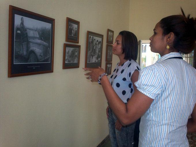 Exposición honra a Celia en el año de su centenario
