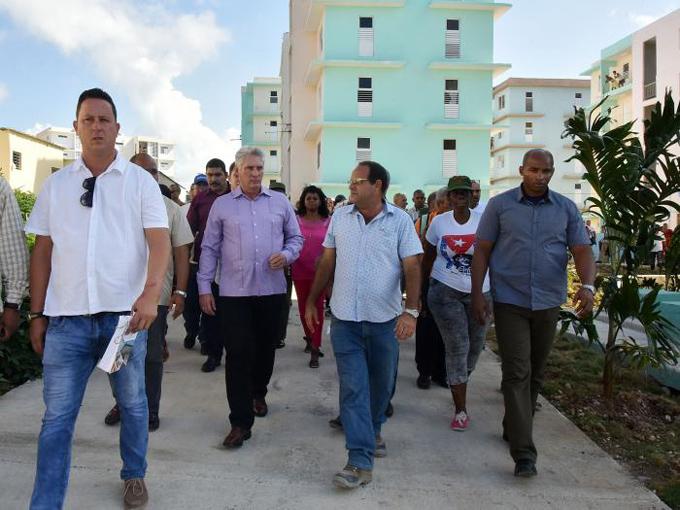 Triunfaron la solidaridad y el esfuerzo, destaca Díaz- Canel