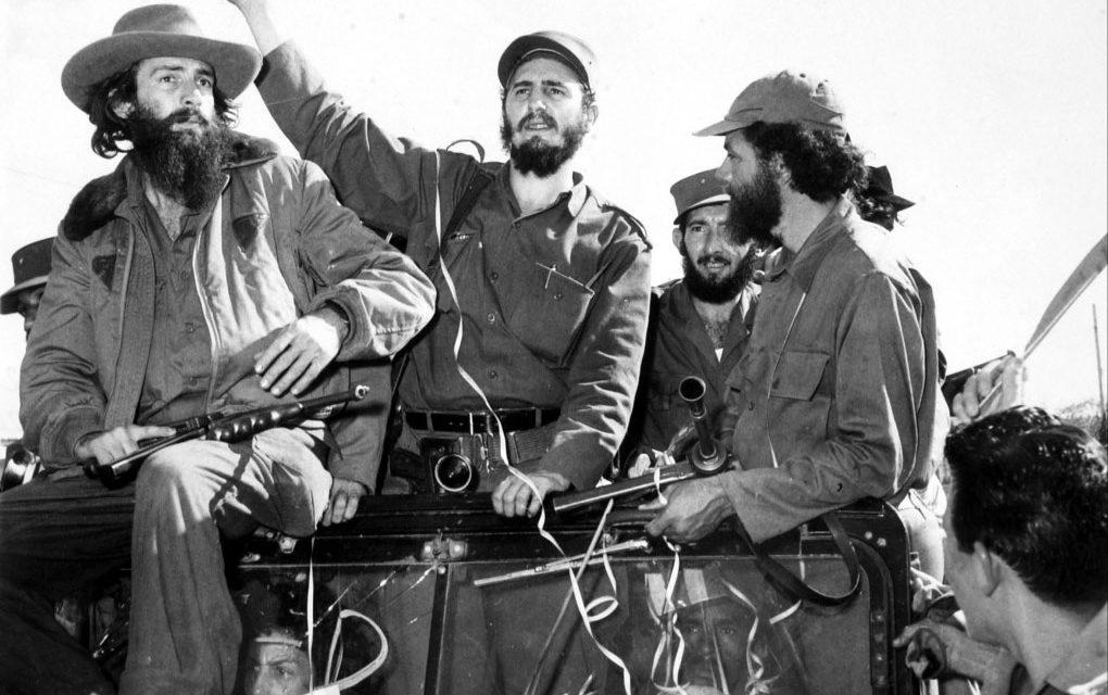 Cubanos conmemoran entrada de Fidel Castro La Habana hace 61 años