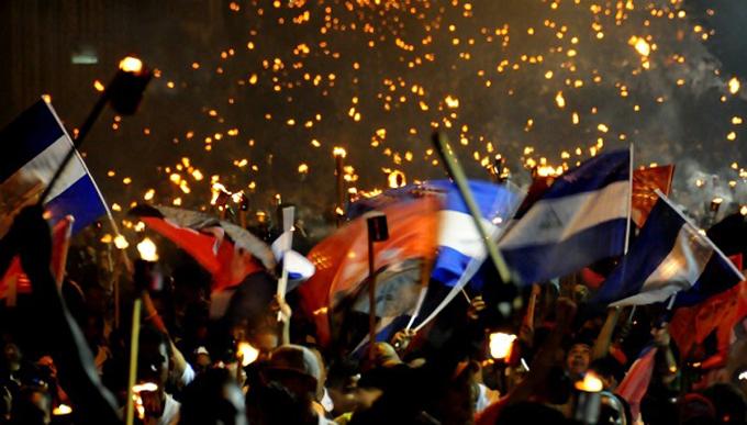 Esta noche, por Cuba y con Martí en Marcha de las Antorchas
