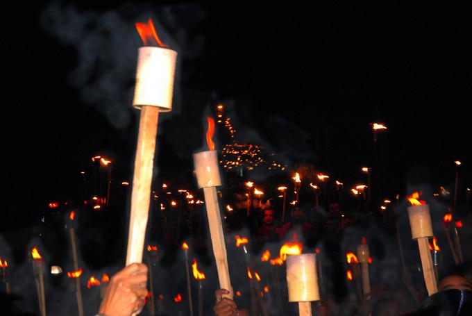 Llama Díaz- Canel a hacer historia con masiva marcha en homenaje a Martí
