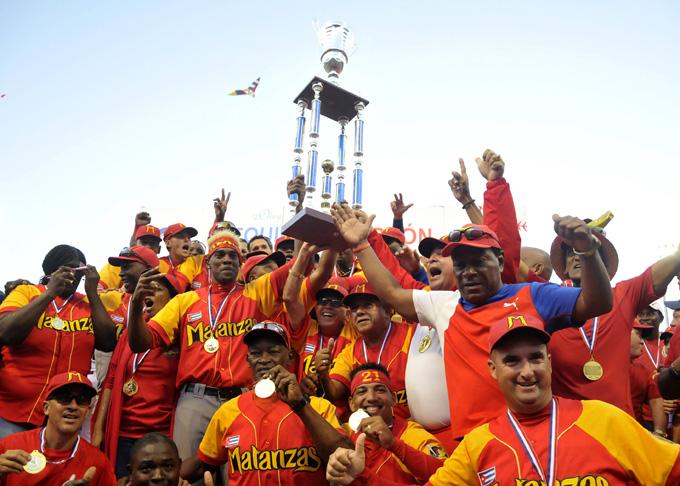 Legado de Víctor Mesa en éxito de Matanzas en béisbol de Cuba