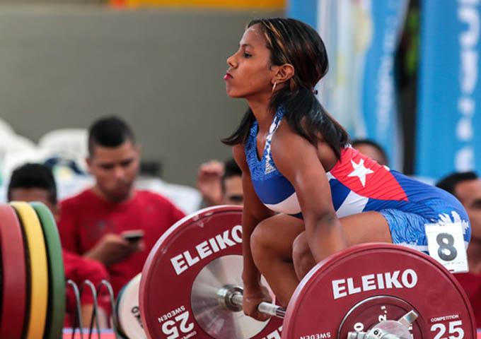 Ludia Montero: medalla y puntos en Roma