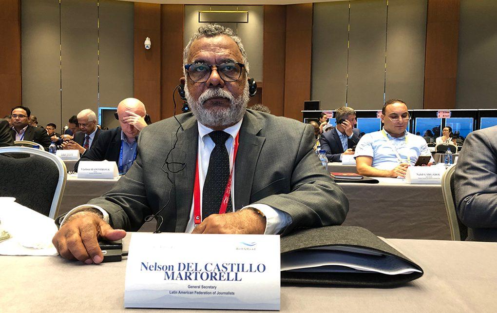 Dirigente de la Felap destaca ejemplo de resistencia de Cuba