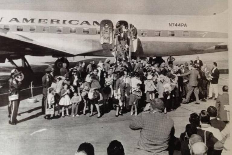Operación Peter Pan: expresión de guerra no convencional contra Cuba