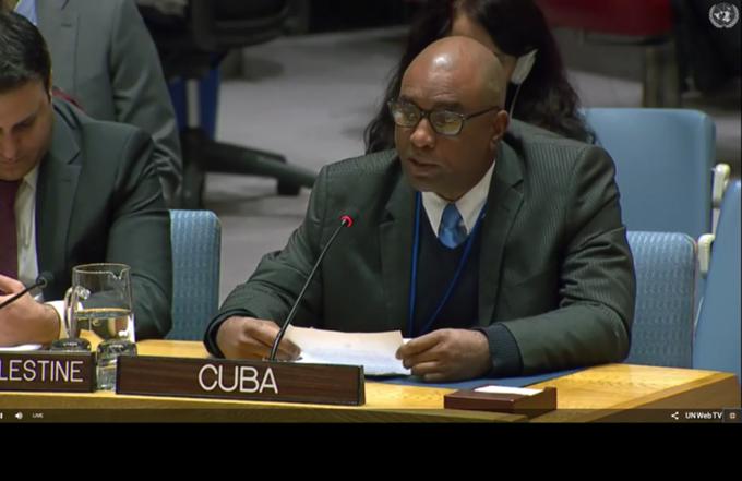 Cuba en Naciones Unidas: la educación es una prioridad para el estado cubano