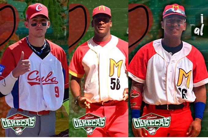 Olmecas de Tabasco contrata a cubanos para Liga Mexicana de Béisbol