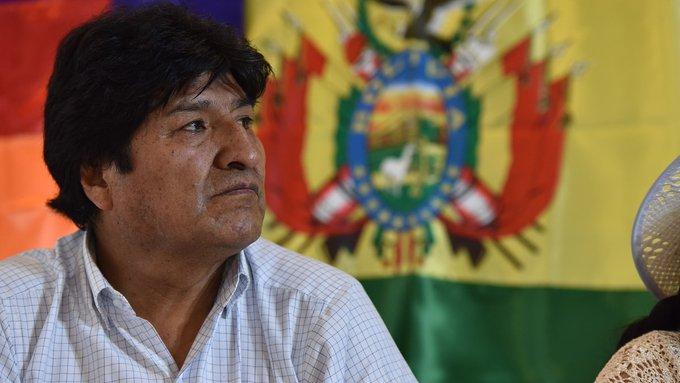 Denuncian que grupos paramilitares aterrorizan al pueblo boliviano