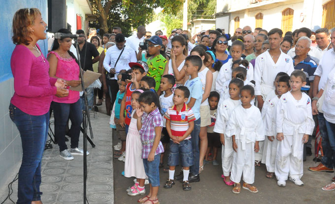 Celebran Jornada de la Cultura en Veguitas