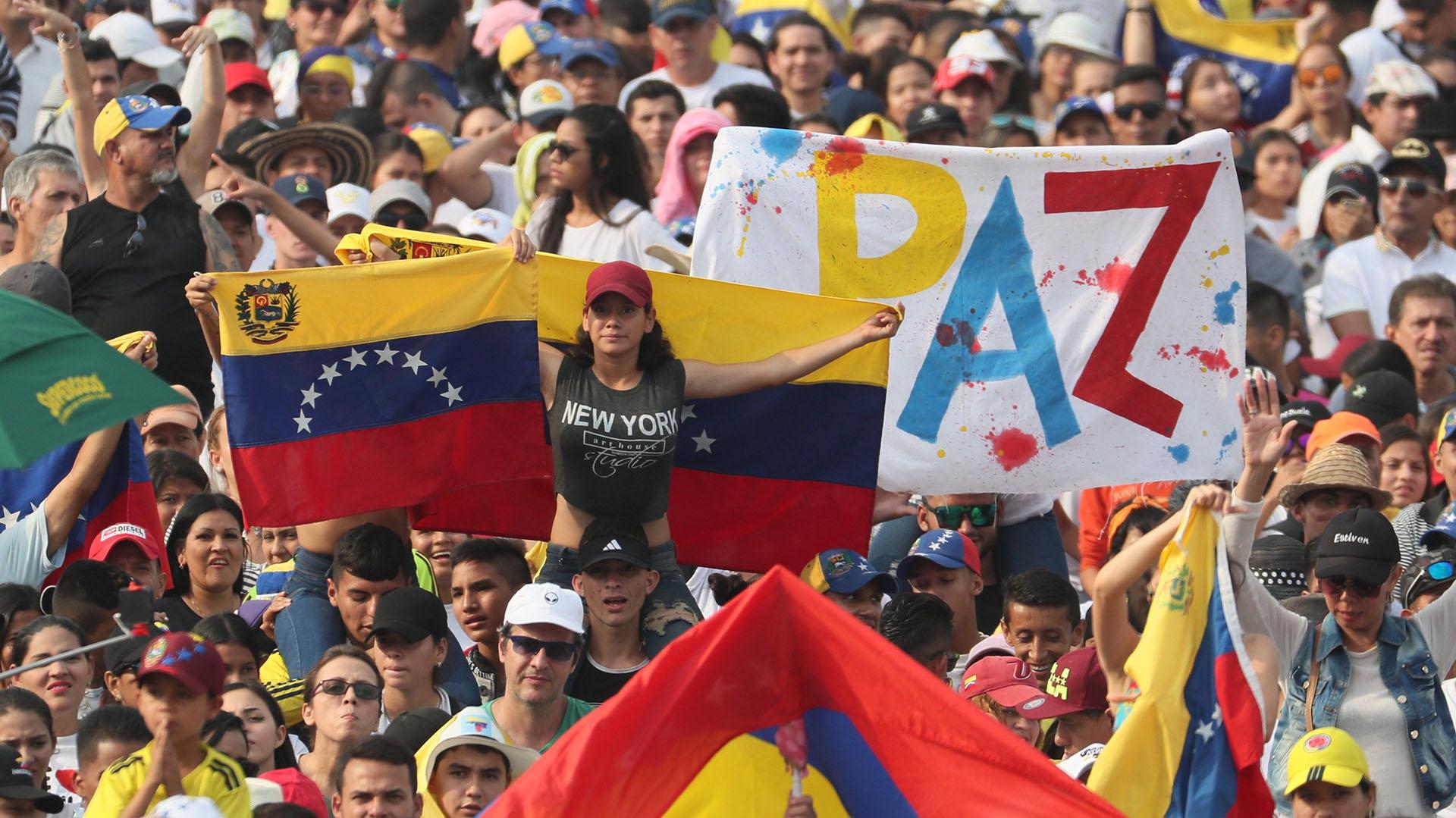 Evento antiimperialista en Venezuela, por respeto a autodeterminación