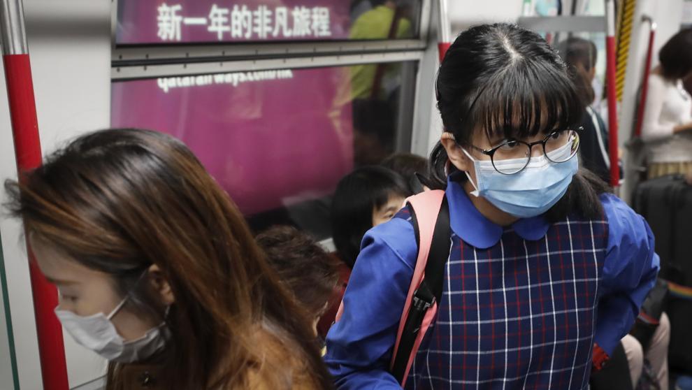 Identifican nuevo tipo de virus causante de neumonía en China
