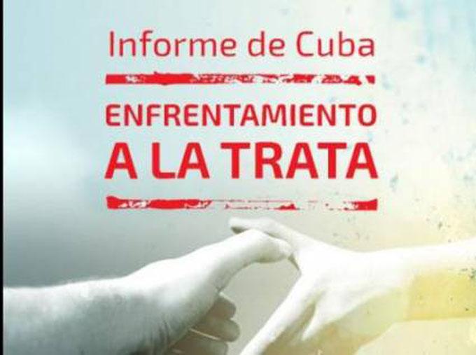 Canciller subraya política de tolerancia cero a la trata de personas en Cuba