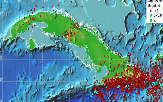 Mantienen vigilancia sismológica en Cuba