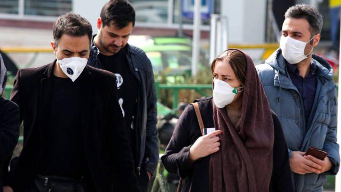 Aumentan en Irán muertos y contagiados por COVID-19