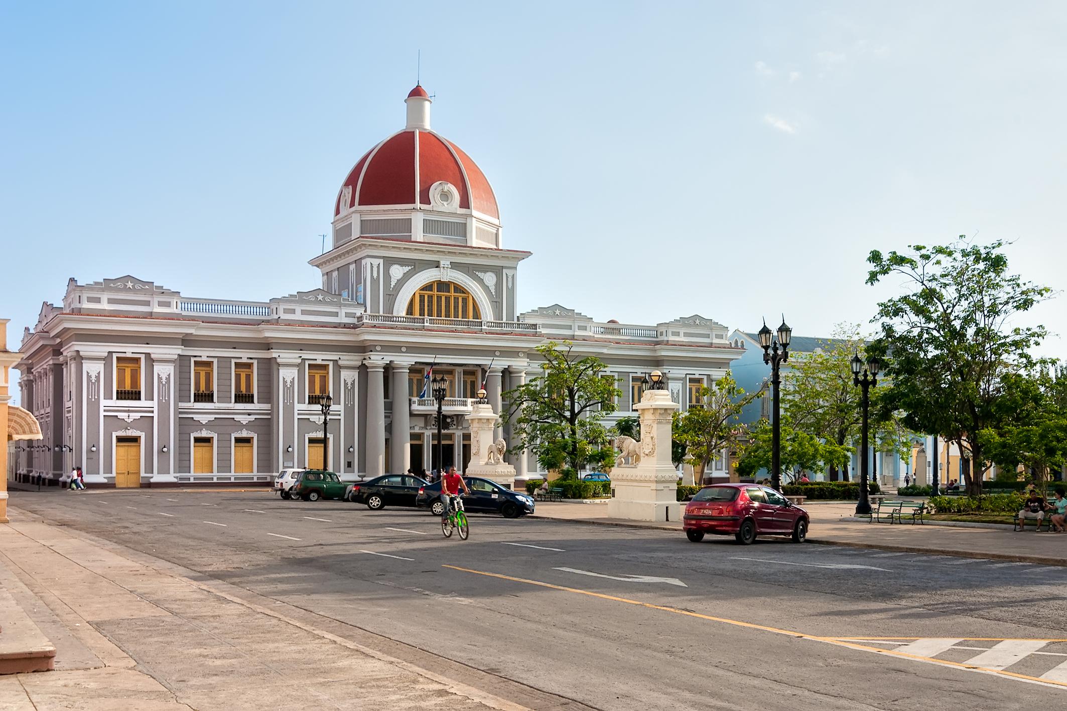 Comienza Diaz Canel visita gubernamental a Cienfuegos