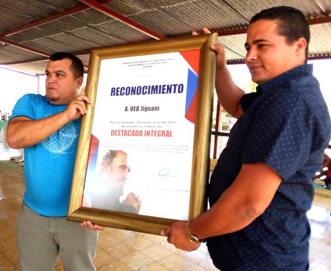 Logran record constructores del Poder Popular en Granma (+ fotos)
