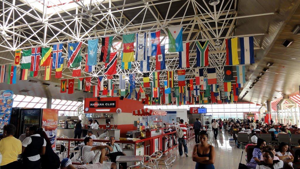 Reseñan nuevas obras en aeropuerto de La Habana