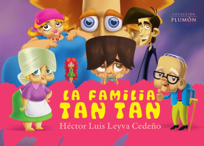 Para los niños la familia Tan Tan