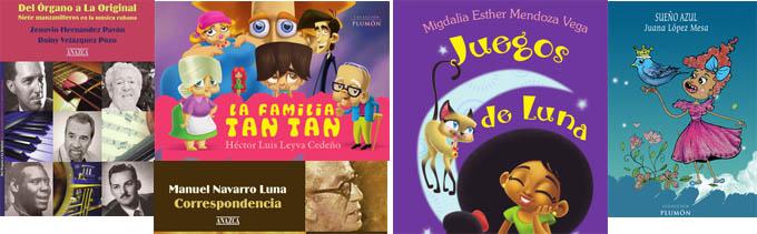 Novedades editoriales de Granma en Feria Internacional del Libro de La Habana