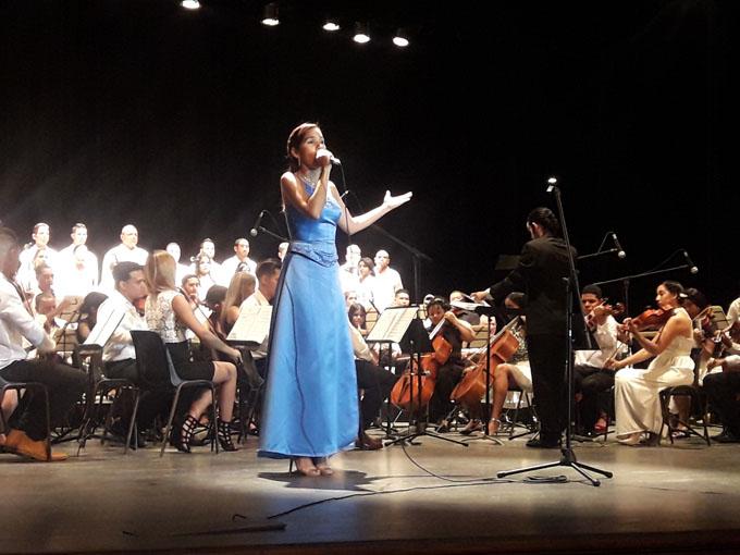 """Proyecto Orquesta Sinfónica de Granma """"Por un nuevo año"""""""