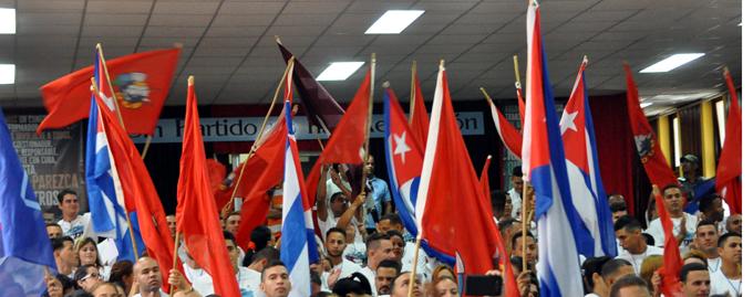Asamblea XI Congreso UJC en Granma ratifica unidad en torno al futuro de la Revolución (+ fotos y videos)