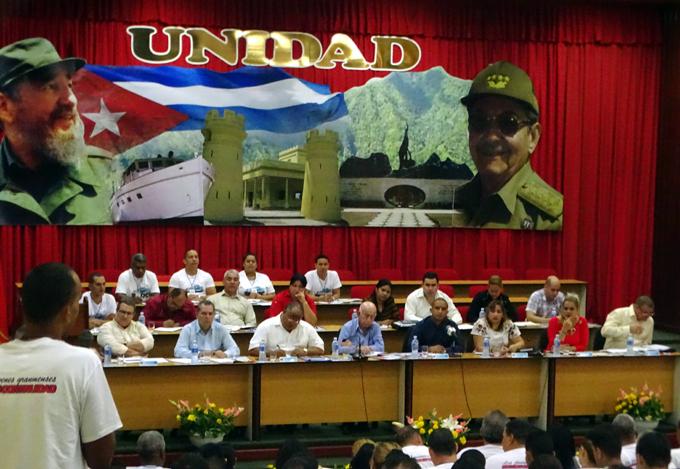 #11CongresoUJC: una voz que palpita en Granma (+ fotos y videos)