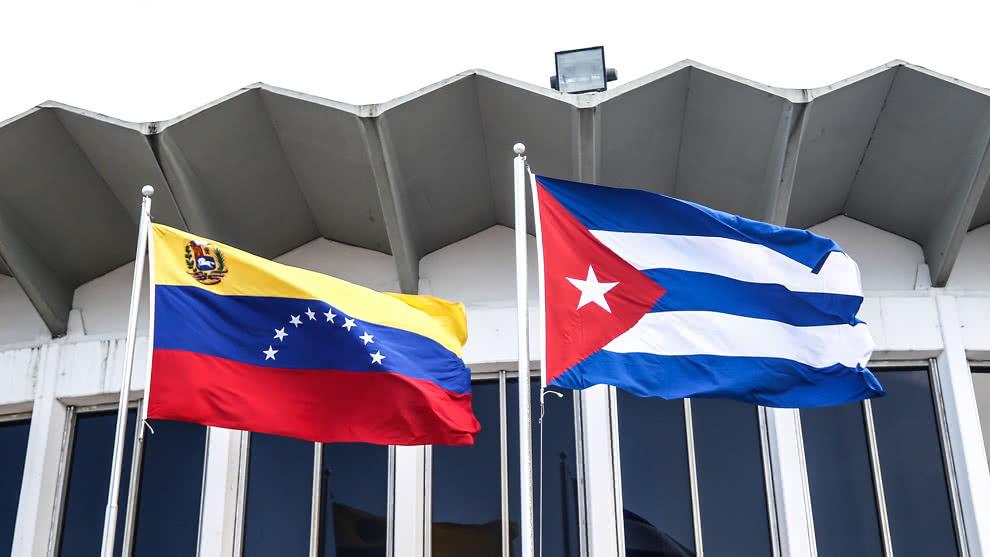 Venezuela y Cuba actúan como un sólido bloque