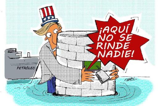 Califica ministro cubano de inhumano e inmoral el bloqueo norteamericano