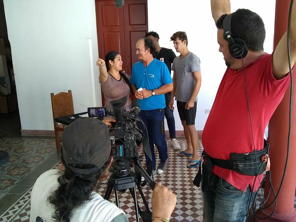 Rodarán largometraje en Granma