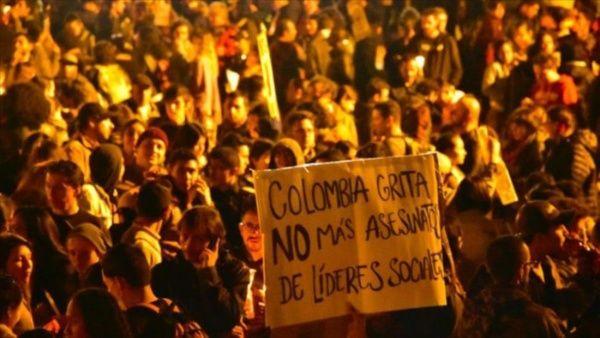 Persiste la violencia en Colombia, asesinan a otro exguerrillero
