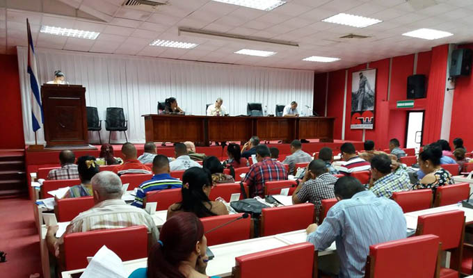 #ÚLTIMOMINUTO: Sesiona primer Consejo provincial del Poder Popular en Granma
