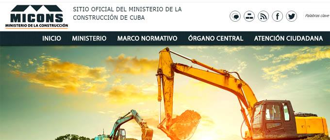 Informatiza procesos empresa del Ministerio de la Construcción en Granma