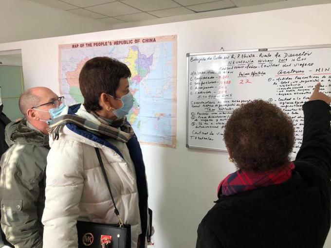 Refuerzan atención médica cubana en China