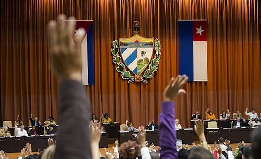 Intenso escenario legislativo en Cuba