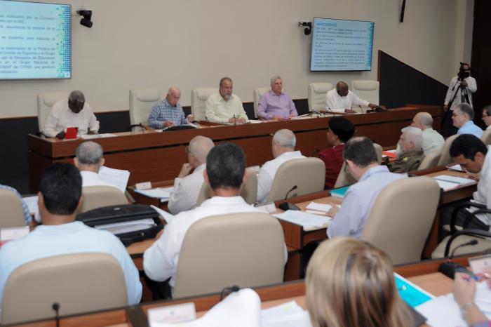 El Plan de la Economía exige rigor y disciplina, afirma Díaz-Canel