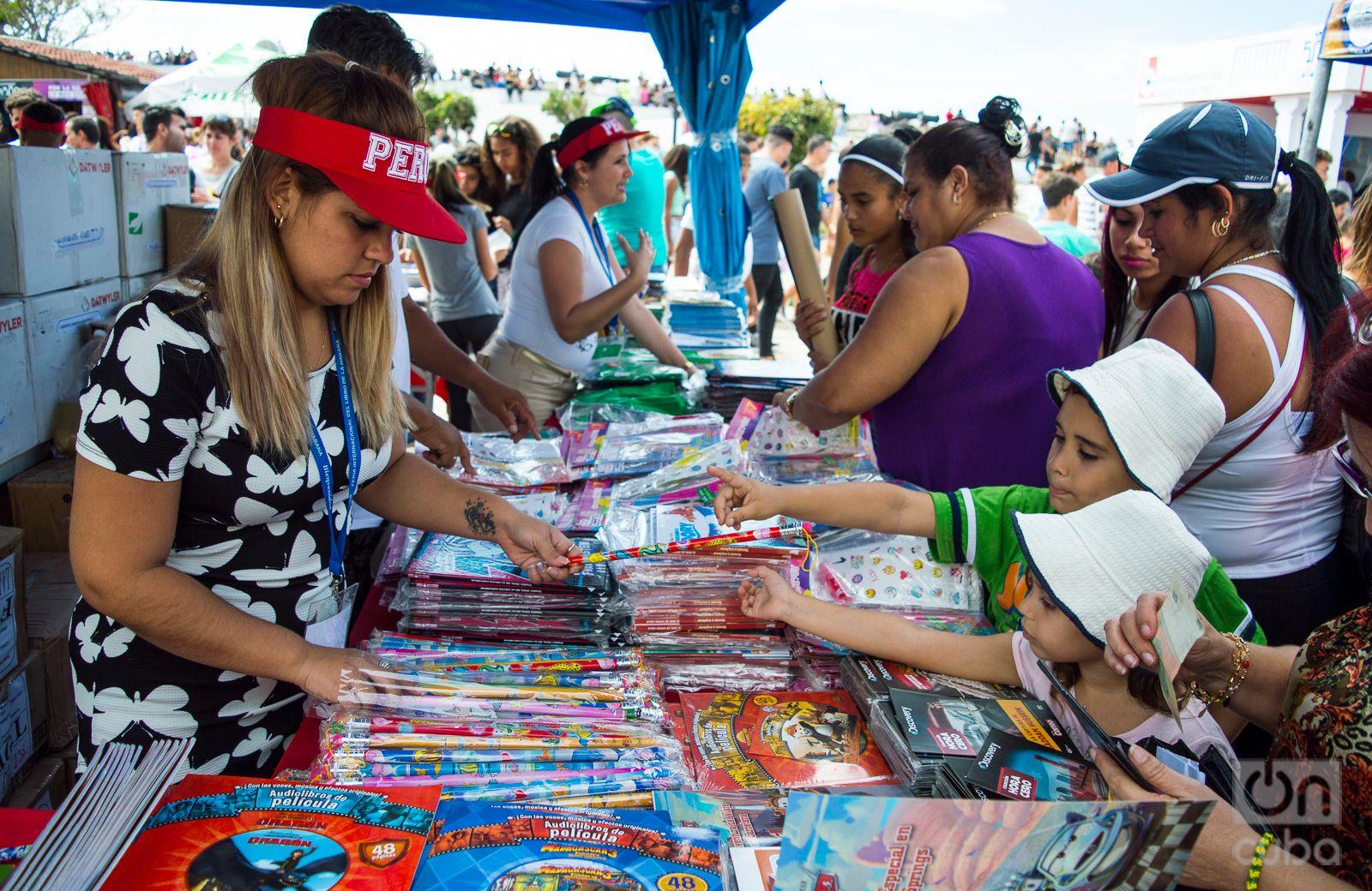 Abre hoy Feria Internacional del Libro de La Habana