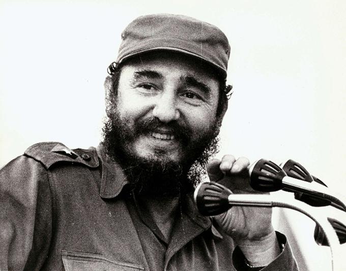 Presidente de Cuba evoca pensamiento anticapitalista de Fidel