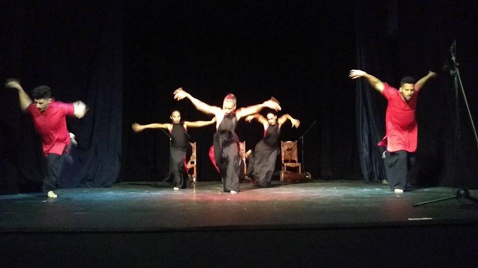 De celebración Artes Escénicas en Granma