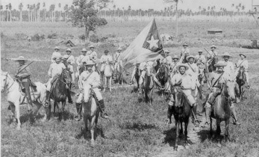 Califica Díaz-Canel la gesta del 95 como la más noble de las guerras