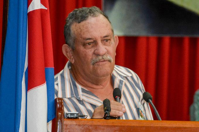 Eligen a Juan Luis Céspedes delegado al XII Congreso de la Anap