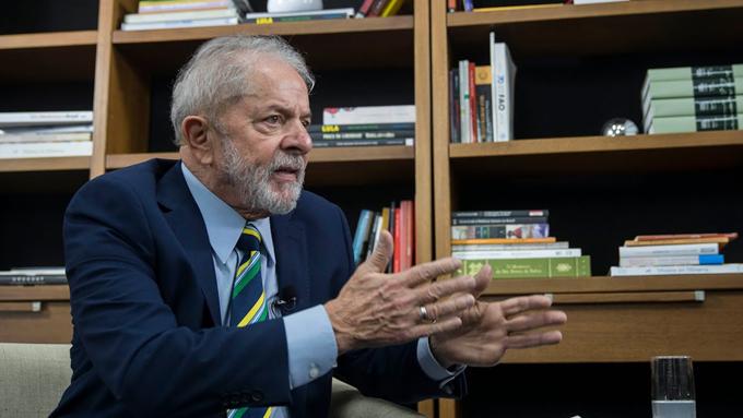 Lula descarta ser candidato a la presidencia de Brasil en 2022