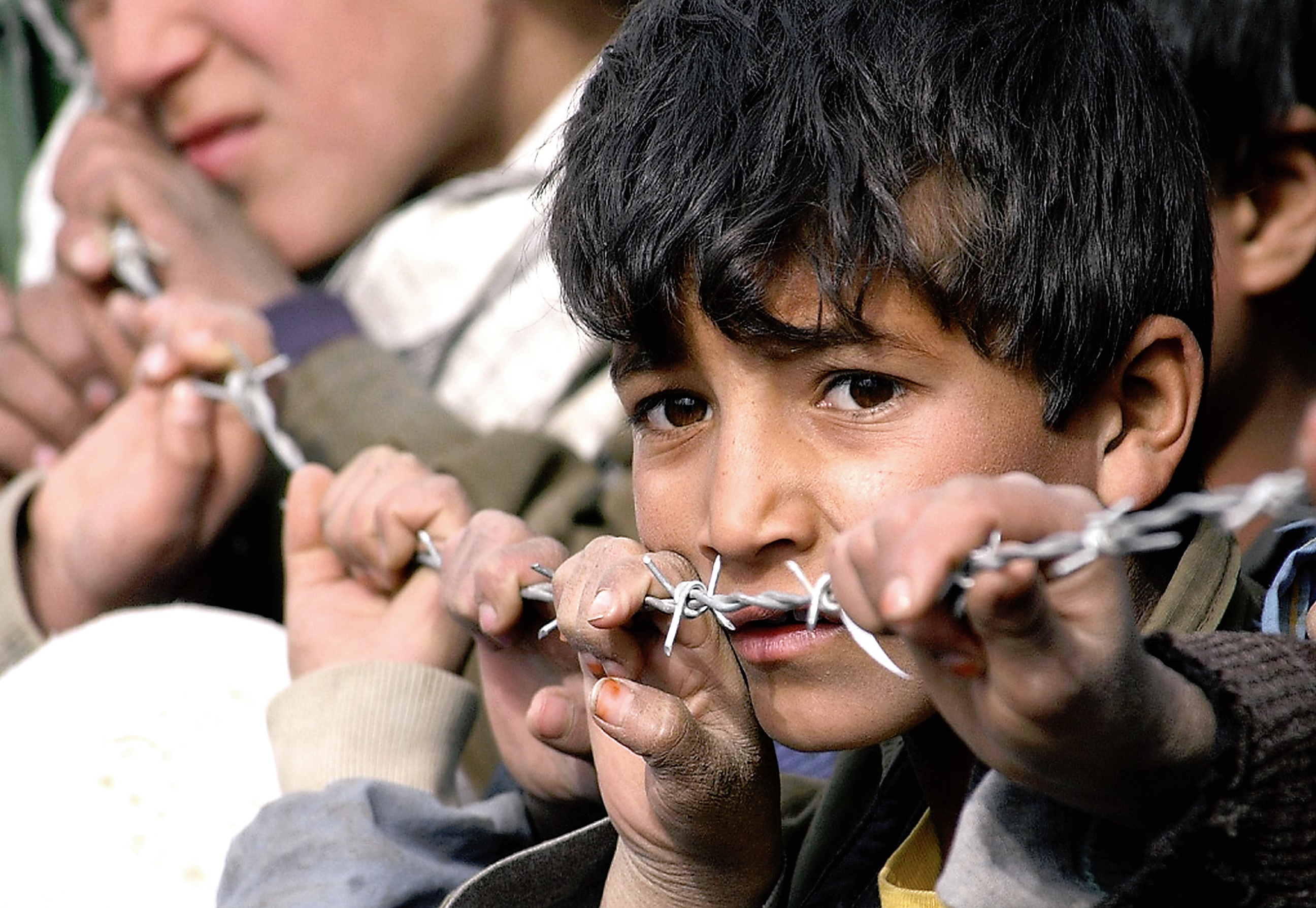 ONU lanza estrategia para proteger a niños en medio de conflictos