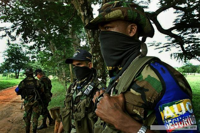 Desarticulan en Venezuela bandas paramilitares colombianas