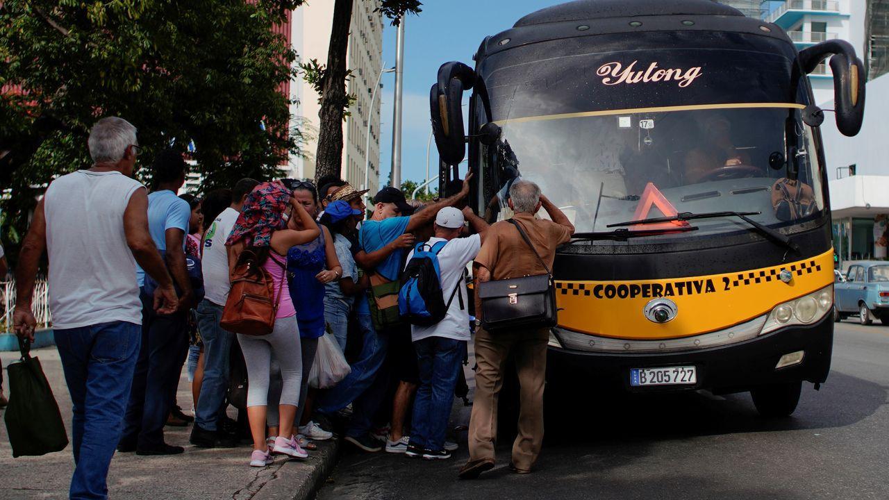 Cuba realiza esfuerzos en transporte afectado por bloqueo de EE.UU.
