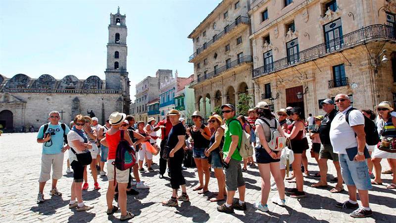 Cuba ratifica su condición de país seguro para el turismo