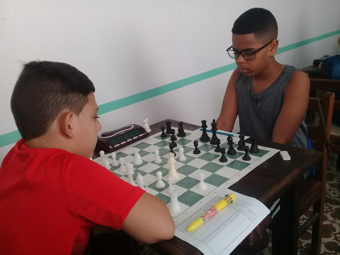 Inicia torneo nacional de ajedrez Papalote(+fotos)